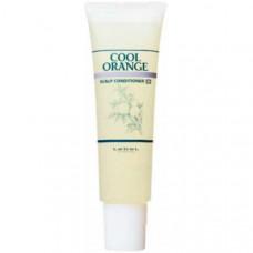 Lebel Cool Orange Scalp Conditioner M - Очиститель для сухой кожи головы «Холодный Апельсин 130 гр