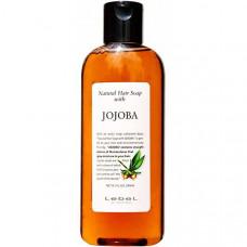 Lebel Natural Hair Soap Treatment Jojoba - Шампунь с маслом жожоба 240 мл