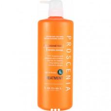 Lebel Proscenia Treatment L - Маска для окрашенных и химически завитых волос 980мл