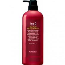 Lebel TheO Scalp Treatment - Маска от выпадения волос для мужчин 600мл