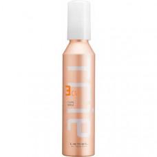 """Молочко """"Lebel Trie Curl Milk 3 увлажняющее"""" 140мл для укладки вьющихся волос и волос с химической завивкой"""