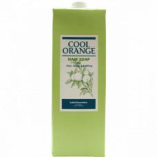 "Шампунь ""Lebel Cool Orange Hair Soap Cool Холодный Апельсин"" 1600мл для волос"