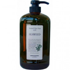 "Шампунь ""Lebel Natural Hair Soap Treatment Seaweed"" 1000мл с морскими водорослями"