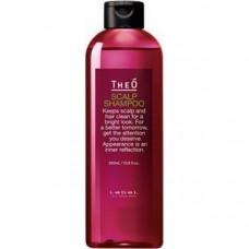 """Шампунь """"Lebel TheO Scalp Shampoo"""" 320мл от выпадения волос для мужчин"""