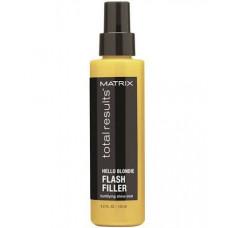 """Гель-уход """"Matrix Total Results Blonde Care Illuminator"""" 125мл для трехмерного блеска светлых волос"""