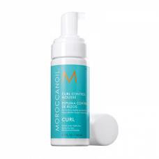 Moroccanoil Curl Control Mousse - Мусс для кудрявых волос 150мл