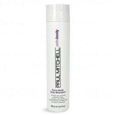 """Объемообразующий Шампунь """"Paul Mitchell Extra-Body Daily Shampoo"""" 300мл для ежедневного применения"""