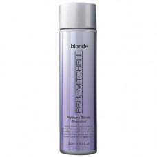 """Оттеночный Шампунь """"Paul Mitchell Platinum Blonde Shampoo"""" 300мл для светлых волос"""