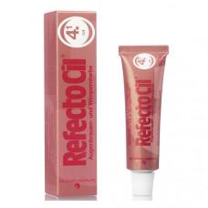 """Краска для бровей и ресниц """"RefectoCil   № 4.1 Красный"""" 15мл"""