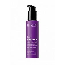 "Сыворотка ""Revlon Professional Be Fabulous C.R.E.A.M. Recovery Ends Repair Serum восстанавливающая"" 80мл для кончиков волос"