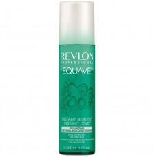 """Кондиционер """"Revlon Professional Equave Instant Beauty Volumizing Detangling Conditioner""""  200мл 2-х фазный для тонких волос"""