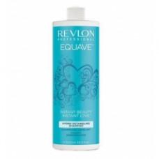 """Шампунь """"Revlon Professional Equave Instant Beauty Hydro Nutritive Detangling Shampoo"""" 1000мл облегчающий расчесывание волос"""