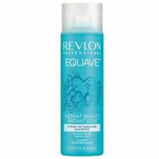 """Шампунь """"Revlon Professional Equave Instant Beauty Hydro Nutritive Detangling Shampoo"""" 250мл облегчающий расчесывание волос"""