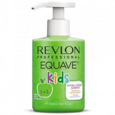 """Шампунь """"Revlon Professional Equave Kids Shampoo"""" 300мл для детей 2 в 1"""
