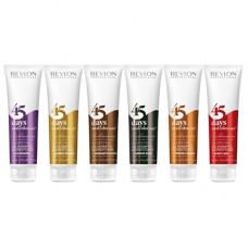 """Шампунь-кондиционер """"Revlon Professional Shampoo & Conditioner Intense Coppers"""" 275мл для медных оттенков"""