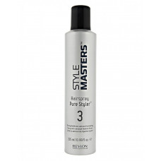 Revlon Professional Style Masters Hairspray Pure Styler 3 - Лак неаэрозольный сильной фиксации 325мл