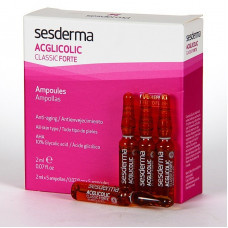 Sesderma Acglicolic Classic Forte - Средство в ампулах 5 х 2 мл