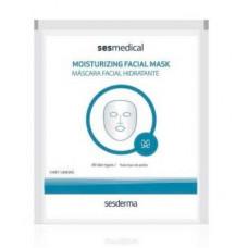 """Маска """"Sesderma Sesmedical Moisturizing Face Mask"""" 1 шт для лица увлажняющая"""