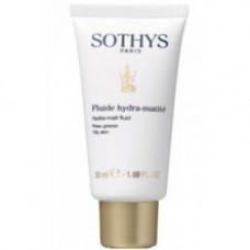 Hydra-Matt Fluid  - Флюид Oily Skin увлажняющий матирующий для жирной кожи 50мл