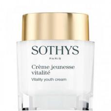 Vitality Youth Cream - Ревитализирующий крем для сияния и идеального рельефа кожи(с усиленной антиоксидантной защитой) 50мл