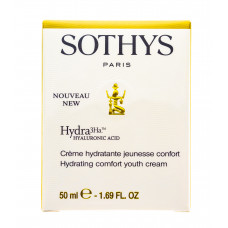 Comfort Hydra Youth Cream - Обогащенный увлажнящий anti-age крем 50мл