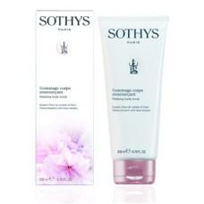 Relaxing Body Scrub. Cherry Blossom And Lotus Escape - Релаксирующий скраб для тела с цветками вишни и лотоса 200мл