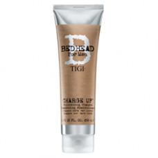 """Шампунь """"TIGI Bed Head B for Men Charge Up Thickening Shampoo"""" для нормальных и тонких волос"""