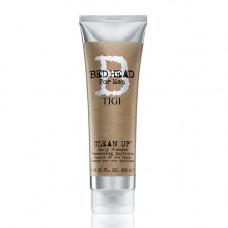"""Шампунь """"TIGI Bed Head B for Men Clean Up Daily Shampoo"""" 250мл для ежедневного применения"""