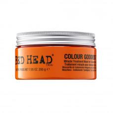 """Маска """"Tigi Bed Head Colour Goddess Miracle Treatment Mask For Coloured Hair питательная"""" 200 гр для окрашенных волос"""