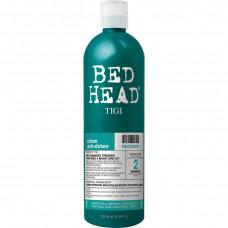 """Кондиционер """"TIGI Bed Head Urban Anti+dotes Recovery"""" 750мл для поврежденных волос (уровень 2)"""