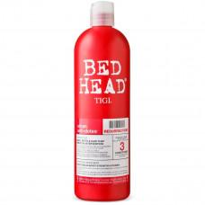 """Кондиционер """"TIGI Bed Head Urban Anti+dotes Resurrection"""" 750мл для сильно поврежденных волос (уровень 3)"""