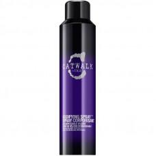 "Спрей ""TIGI Catwalk Volume Collection Bodifying Spray For Impeccable Volume уплотняющий"" 240мл для объема"