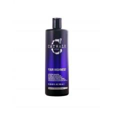 """Шампунь """"TIGI Catwalk Your Highness Elevating Shampoo"""" 750мл для прикорневого объема"""