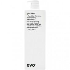 EVO gluttony volumising shampoo - Шампунь для объема волос 1000мл