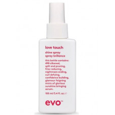 EVO love touch shine spray - Спрей-блеск для волос 100мл