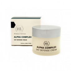Holy Land Alpha Complex Multifruit System Day Defense Cream Spf 15 - Холи Ленд Дневной Защитный Крем 50мл
