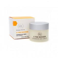 Holy Land C the Success Intensive Day Cream With Vitamin C - Интенсивный дневной крем 50 мл