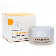 Holy land c the success intensive eye cream - интенсивный крем для век 15 мл