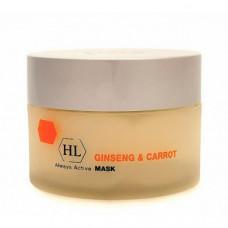 Holy Land Ginseng & Carrot Mask - Питательная освежающая подтягивающая маска 250мл