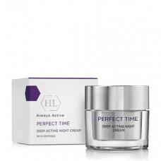 Holy Land Perfect Time Deep Acting Night Cream - Крем Активный Ночной 50мл