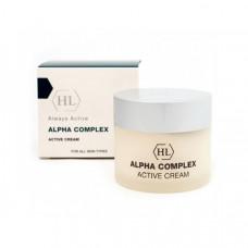 Крем Holy Land Alpha Complex Multifruit System Active Cream активный 70 мл