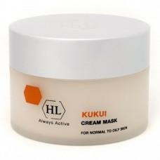 Kukui Cream Mask For Oily Skin - Сокращающая маска для жирной кожи 250мл