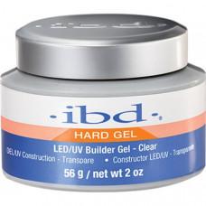 IBD LED/UV BUILDER CLEAR GEL 56 МЛ. – КОНСТРУИРУЮЩИЙ ПРОЗРАЧНЫЙ ГЕЛЬ