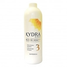 "KYDRA Cream Developer 40 volumes BLONDE BEAUTY 3 / Крем-оксидант ""BLONDE BEAUTY"" 3, 1000 мл"