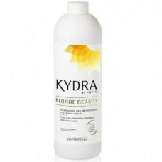 "KYDRA BLONDE BEAUTY Post hair bleaching shampoo with plant Keratin / Технический шампунь после обесцвечивания с растительным кератином ""BLONDE BEAUTY"", 1000 мл"