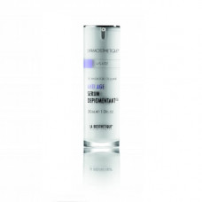 Anti-Age Serum Depigmentant Cell-active melanin-regulating anti-aging concentrate for pigment and age spots Anti-Age клеточно-активный концентрат для регулирования меланогенеза 30мл